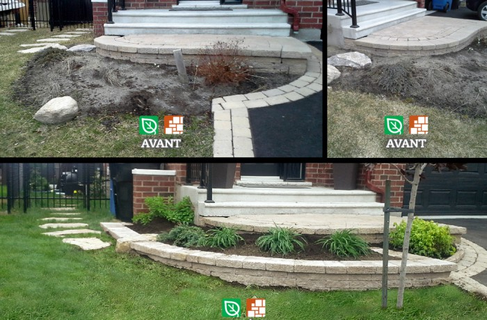 Decorative Retaining Walls